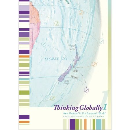 Cover Thinking globally 1.